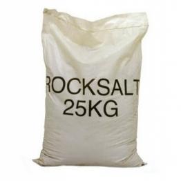 Rock Salt Major 25kg Bag