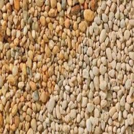 Apricot Pebbles Natural Stones 25kg Bag