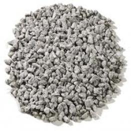 Silver Granite Chippings Natural Stones 25kg Bag