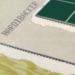 Tile Backer Board / Hardibacker Board 1200mm X 800mm X 12mm