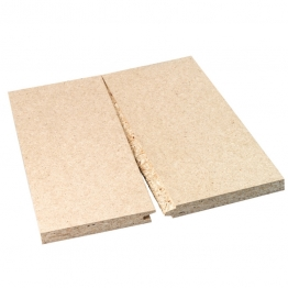 10 X T&g Chipboard Flooring 2400 X 600mm Fsc - Various Thickness