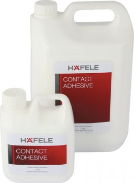 Hafele Contact Adhesive, Water Based