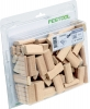 Festool Blister Packed Domino Biscuits, Beech