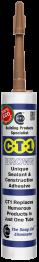 Ct1 Sealant Adhesive Brown