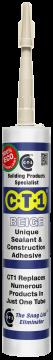 Ct1 Sealant Adhesive Beige