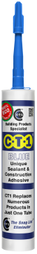 Ct1 Sealant Adhesive Blue