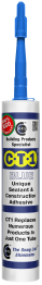 Ct1 Sealant Adhesive Blue