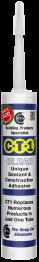 Ct1 Sealant Adhesive Clear