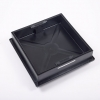 Clark-drain Recessed Square To Round Pavior Manhole Cover And Frame 300mm Diameter