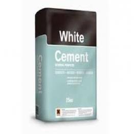 White Cement Size: 25kg
