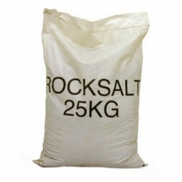 Rock Salt Major 25kg Bag