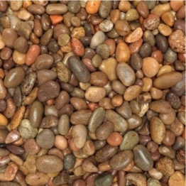 Beach Pebbles Natural Stones 25kg Bag