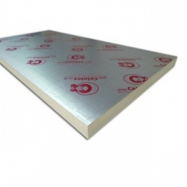 Celotex Ga4075 Insulation Board 8 X 4 X 75mm
