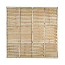 Lap Fence Panel 1828 X 1828