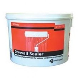 Gyproc Drywall Sealer (for Vapour Control) 10 Litre