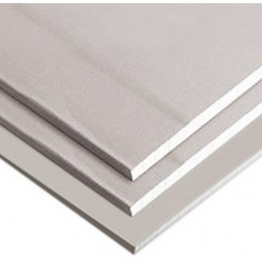 Plasterboard Sheets 1200 X 2400 X 12.5mm (72 Sheets - Full Pallets)