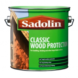 Sadolin Classic Decorative Timber / Wood Protection Ebony 20 Litre