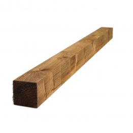 Fence Post Treated Timber - Various Sizes