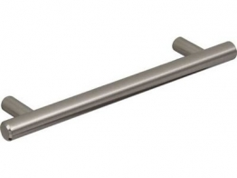 Brushed Steel T Bar Kitchen Door Handles