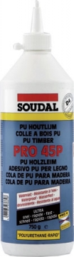 Waterproof Pu Timber Adhesive