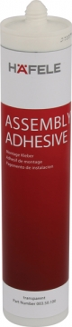 Hafele Assembly Adhesive, Solvent Free