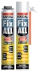 Fix All Fills And Bonds Heavy Duty Foam Adhesive