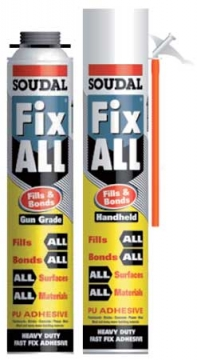 Fix All Fills And Bonds Heavy Duty Foam Adhesive