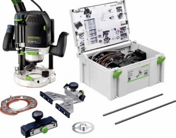 Festool Of 2200 Eb Plus Router Set