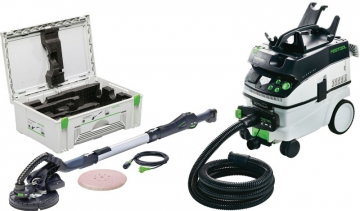 Festool Long-reach Sander Planex Lhs 225 Ct 36 Set