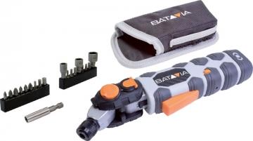 Batavia Multi Angle Screwdriver, 7.2 V