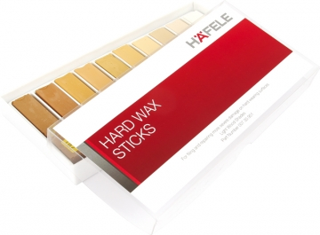 Hafele Hard Wax Sticks