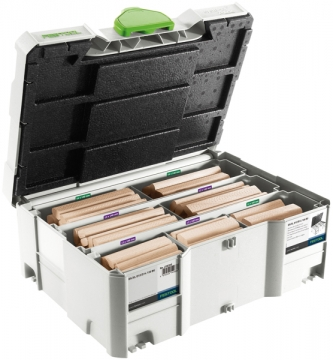 Festool Dominos In Systainer