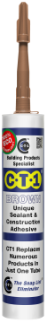 Ct1 Sealant Adhesive Brown