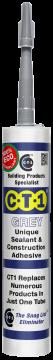 Ct1 Sealant Adhesive Grey