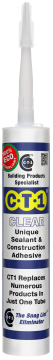 Ct1 Sealant Adhesive Clear