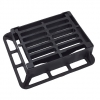 Clark Gully Grate & Frame 430mm X 330mm X 100mm Ductile Hinged C250 Clks 130kmc