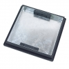 Clark Manhole Cover & Frame 300mm X 300mm X 5t Sealed Recessed Tray T1g3
