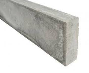 Concrete Path Edging Flat Top 50mm X 150mm X 915mm